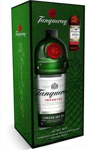 [Amazon Sparabo] Tanqueray London Dry Gin 0,7l inkl.Probierset Tanqueray Flor de Sevilla Gin 0,05l