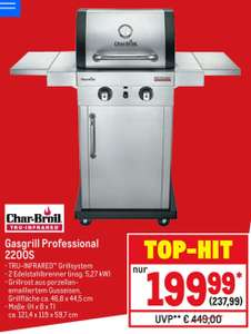 Char Broil Professional 2200S Gasgrill, Bestpreis