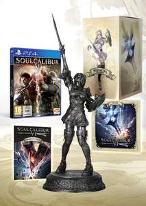 SoulCalibur VI Limited Silver Collector's Edition (PS4) für 48,65€ (Bandai Shop)