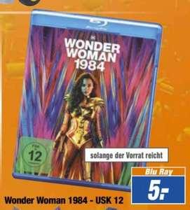 [Regional Expert Höxter/Holzminden] Wonder Woman 1984 - Blu-ray Disc für 5,-€
