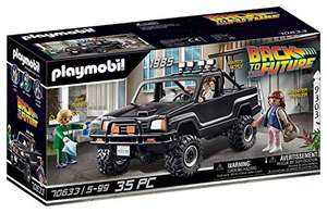 Playmobil Back to the Future: Marty's Pick-up Truck (70633) für 23,99€ & Playmobil Scooby-Doo! Mystery Machine für 22,99€ (Amazon Prime)
