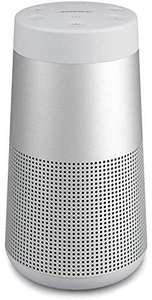 Bose SoundLink Revolve, tragbarer Bluetooth - Lautsprecher (mit kabellosem 360°-Surround-Sound), Silber [Amazon]