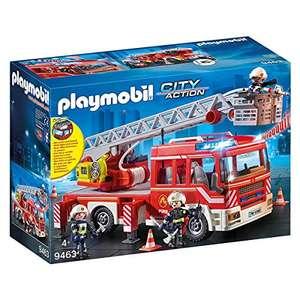 Playmobil City Action - Feuerwehr-Leiterfahrzeug (9463) für 33,99€ (Amazon)