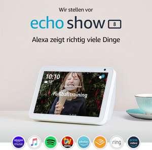 Amazon Echo Show 8 [MediaMarkt]