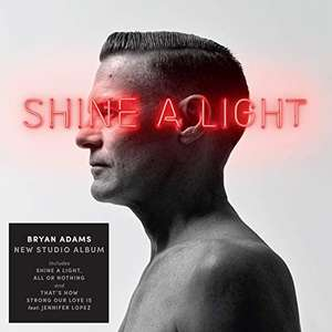 (Amazon Prime / Saturn- Mediamarkt Abholung) Bryan Adams - Shine A Light (Vinyl LP)