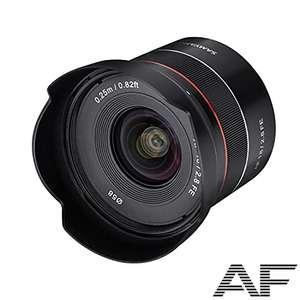 Samyang AF 18mm F2,8 FE für Sony E Mount