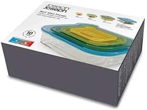 [BESTPREIS] Joseph Joseph Nest Glass Storage - 4-teiliges Aufbewahrunsgbehälterset aus Glas (Prime/Abholstation)