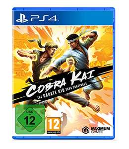Cobra Kai: The Karate Kid Saga Continues (PS4) für 22,49€ (Amazon Prime)