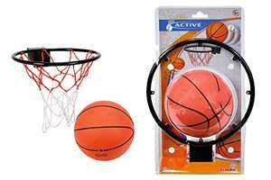SIMBA Basketballkorb Mini für das Gästeklo, Homeoffice Büro oder Kinderzimmer