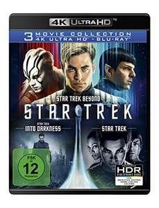 Star Trek - 3-Movie Collection (4K Ultra HD) (Amazon prime)