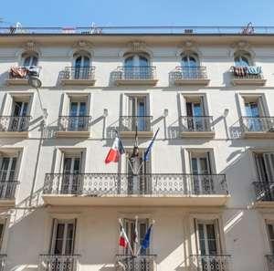 Nizza, Côte d'Azur, Frankreich: 3*Hôtel Florence Nice - Deluxe-Doppelzimmer inkl. Frühstück /gratis Storno / Okt. ´21 - März ´22