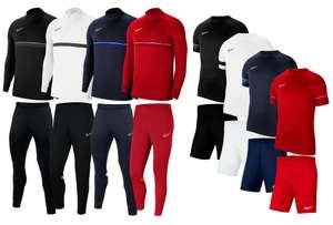 Nike Academy Set 4-teilig (Shirt, Short, Oberteil, Hose) - Größen S bis XXL