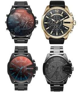 [Dringo] Diesel Uhren Sale, zB: Chief Chronograph Uhr DZ4318