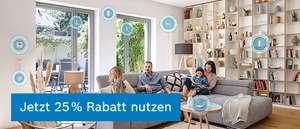 25 % IAA-Rabatt auf Bosch Smart Home
