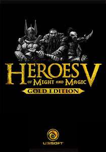 Heroes of Might and Magic V - Gold Edition für 4,20€ [Gamesplanet US] [Uplay]