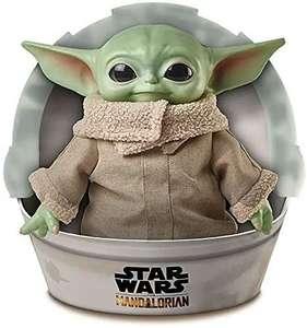 """Mattel Disney Star Wars The Mandalorian, """"The Child"""" Plüschfigur, mit weichem Körper, 28 cm [Amazon Prime]"""