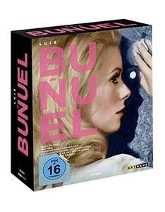 Luis Buñuel Edition Arthaus Blu-ray Box [Amazon Prime]