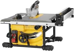 DeWalt Tischkreissäge DWE7485 210 mm 1850 Watt im Karton