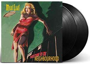 """[ Amazon / Prime ] [ Vinyl ] Meat Loaf - Welcome to the Neighbourhood ( 2 LP ) - inkl. """"I'd Lie For You (and That's The Truth)"""""""