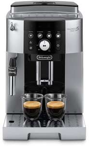 De'Longhi Magnifica S Smart ECAM 250.23 SB Kaffeevollautomat (250g Bohnen, 1.8l Wassertank, Espresso/Doppio/Kaffee/Lungo, Dampfdüse)
