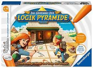 Ravensburger tiptoi Das Geheimnis der Logik-Pyramide für 12,69€ (Amazon Prime)