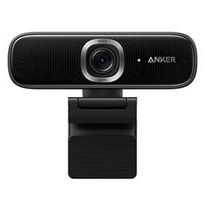 [Amazon Prime] Anker PowerConf C300 Webcam mit Mikrofon ( Full HD, AI Autofokus, Geräuschunterdrü., HDR, Lichtkorrektur, Zoom-Zertifiziert )