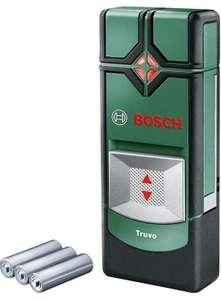 Bosch Ortungsgerät Truvo für Metall & stromführende Leitungen in 70/50 mm Erfassungstiefe; Kartoninhalt: Truvo, 3x AAA Batterien ( Prime)