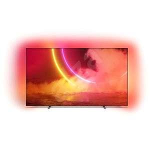 """Philips 65OLED805 - 65"""" TV, UHD, OLED, 120Hz, Ambilight, Android TV - Modelljahr 2020"""