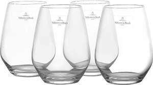 Villeroy und Boch - Ovid Wasserglas-Set, 4 tlg., 420 ml [PRIME]