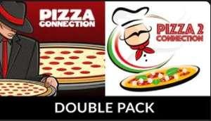 Pizza Connection & Pizza Connection 2 für 1€ im Gems Bundle bei Fanatical (Steam)