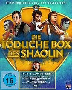 [Prime] Die tödliche Box des Shaolin (Shaw Brothers Collection) Blu-ray Box