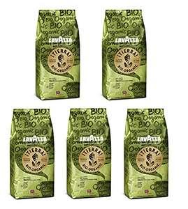 Tierra Organic 5 x 500g (2,5kg) // 9,99 € für 1kg Kaffee, statt 16,99 (UVP 1kg Ware)
