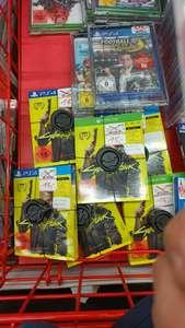 [Media Markt München Einsteinstraße] Cyberpunk für PS4 und Xbox je 15€