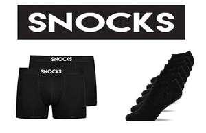 [AMAZON PRIME] SNOCKS - Socken und Boxershorts in verschiedenen Größen und Farbvariationen