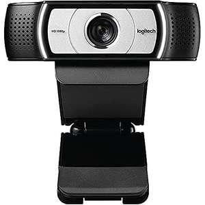 [Amazon WHD - Wie neu] Logitech C930e Business-Webcam