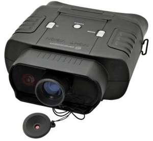 Bresser Digitales Nachtsichtgerät Binokular 3x20 Kostenfreie Lieferung