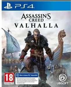 Assassin's Creed: Valhalla (PS4/PS5) für 30,09€ (Amazon ES)