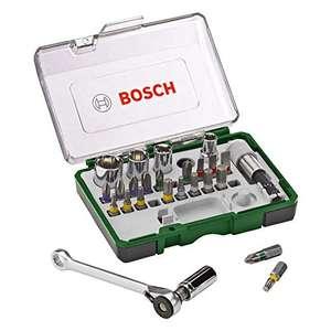 Bosch 27tlg. Schrauberbit- und Ratschen-Set (Prime)