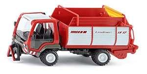 Siku Lindner Unitrac mit Ladewagen für 17,79€ (Amazon Prime)