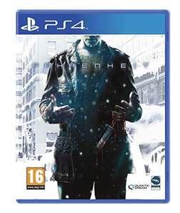Fahrenheit 15Th Anniversary Edition (PS4) für 21,78€ (Amazon ES)