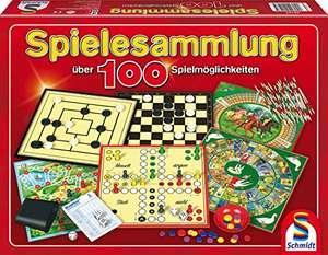 Schmidt Spiele - Spielesammlung mIt 100 Spielmöglichkeiten für 9,69€ (Amazon Prime)