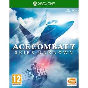Ace Combat 7: Skies Unknown (Xbox One) für 10,27€ (cdiscount)