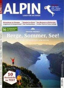 alpin Abo (6 Ausgaben) für 36,60 € mit 30 € BestChoice-Gutschein oder 25 € BC inkl. Amazon (Kein Werber nötig)