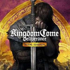 Kingdom Come: Deliverance Royal Edition (Xbox One Digital) für 9,99€ oder 8,11€ HUN (Xbox Store Xbox Live Gold)