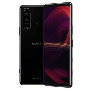 Sony Xperia 5 III 5G + WH-H910N Kopfhörer mit Vodafone Smart XL (40GB LTE 5G, VoLTE, WLAN Call) für 103,99€ ZZ & mtl. 42,82€