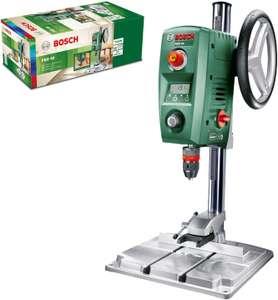 Bosch Tischbohrmaschine PBD 40 (710 Watt, Laseranzeige, Max. Bohr-Ø in Stahl/Holz: 13 mm/40 mm, Bohrhub 90mm, im Karton)