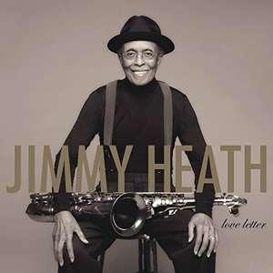 Jimmy Heath - Love Letter [Vinyl] für 12,97€ [Amazon Prime]