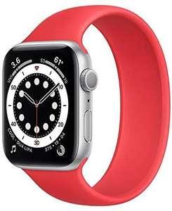 Apple Watch Series 6 (GPS + Cellular) 40mm Aluminium rot, Sportarmband rot (Amazon.es)