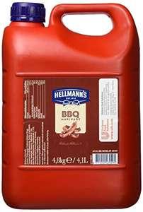 Hellmann's BBQ Marinade im 4,8kg Kanister [Prime Spar-Abo]
