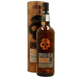 Smokehead Extra Rare Islay Single Malt Whisky 1l 40% für 31,22€ inkl. Versand bei topdrinks